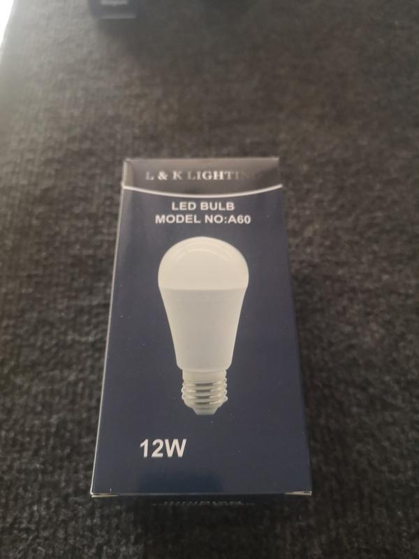 Ampoule LED 12W