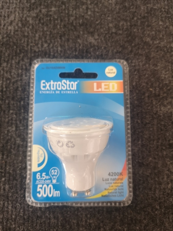 Spot LED 6,5W Dimmable